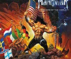 Manowar – 2002 – Warriors Of The World