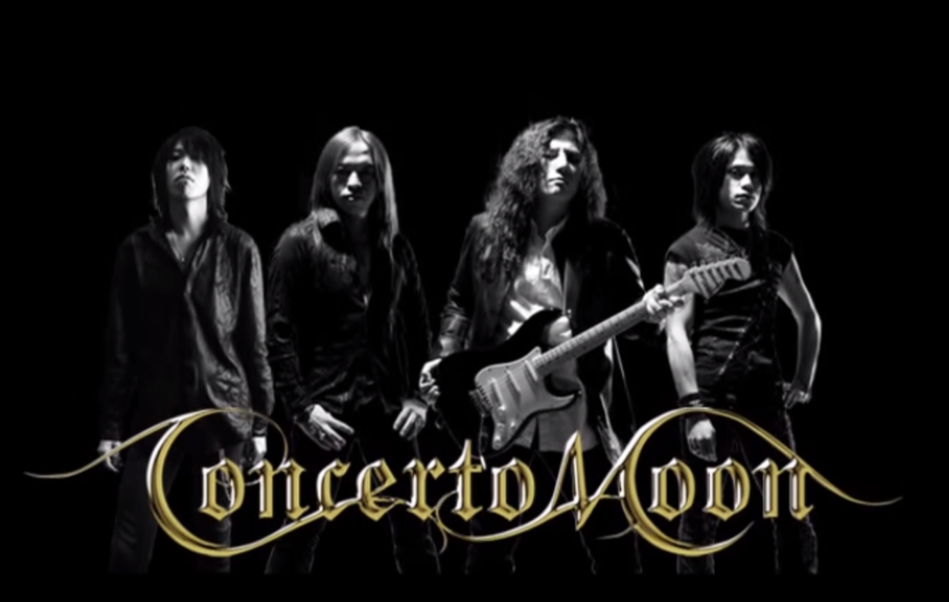 Concerto Moon – I Surrender (rainbow cover)