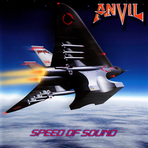 Anvil – 1999 – Speed Of Sound