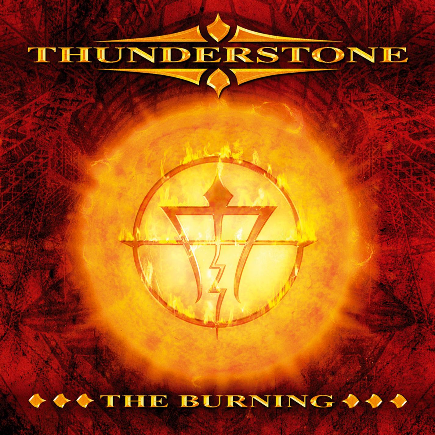 Thunderstone – 2004-The Burning
