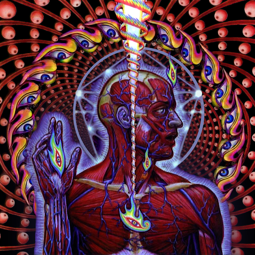 Tool – 2001 – Lateralus