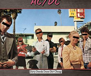 AC/DC – 1976 – Dirty Deeds Done Dirt Cheap