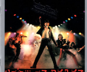 Judas Priest – 1979 – Unleashed In The East
