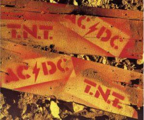 AC/DC – 1976 – T.N.T. (Australia only)
