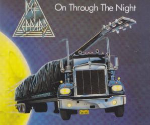 Def Leppard – 1980 – On Trough The Night