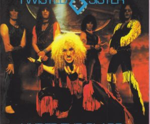 Twisted Sister – 1982 – Under The Blade