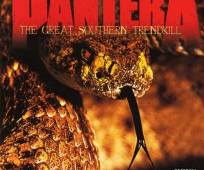 Pantera – 1996 – The Great Southern Trendkill