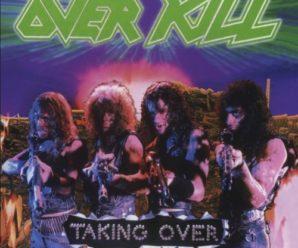 Overkill – 1987 – Taking Over