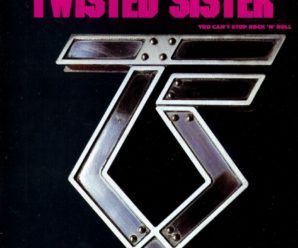 Twisted Sister -1983 – You Can't Stop Rock & Roll
