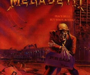 Megadeth – 1986 – Peace Sells… But Who's Buying