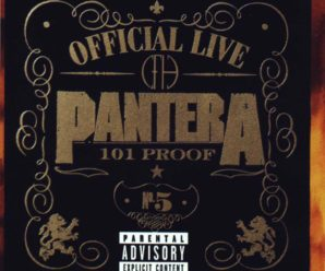 Pantera – 1997 – Official Live 101 Proof