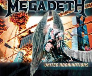 Megadeth – 2007 – United Abominations