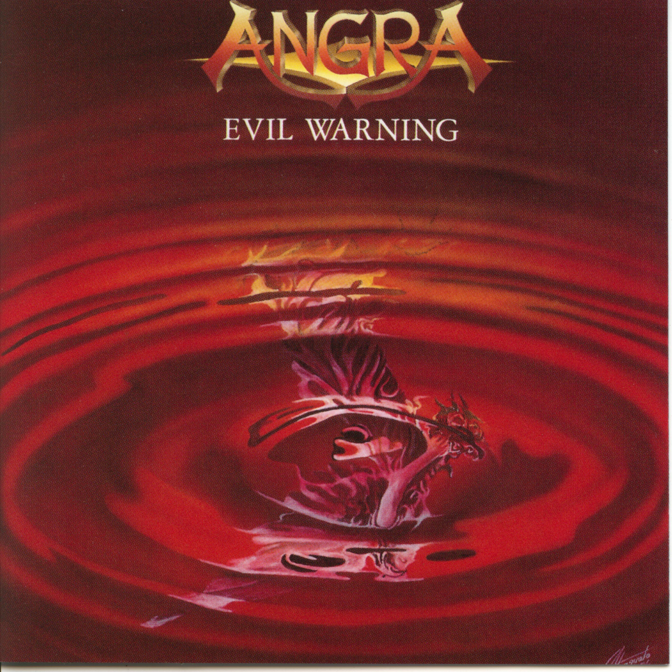 Angra – 1994 – Evil Warning