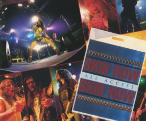 Skid Row – 1995 – Subhuman Beings On Tour
