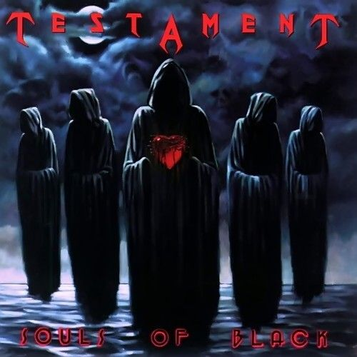 Testament – 1990 – Souls Of Black