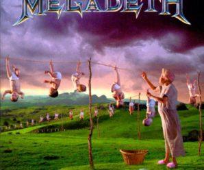 Megadeth – 1994 – Youthanasia