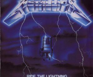 Metallica – 1984 – Ride The Lightning