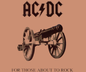 AC/DC – 1981 – For Those About To Rock We Salute You