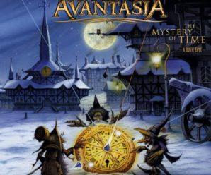 Avantasia – 2013 – Mystery of Time